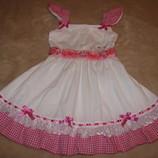 Нарядна шикарна сукня платье J.B kids Корея на вік 3-4 рочки
