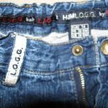 Джинси утеплені Logg by H&M Німеччина на вік 6-9 міс. подарунок