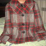 Женское демисезонное пальто размер 8 36