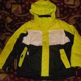 Супер Новая лыжная куртка, можно с комбинезоном CRIVIT 128, 140-152, 158