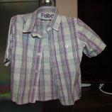 Рубашка на мальчика на 2-3 года