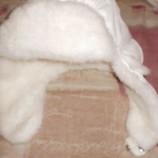 шапка ушанка зимняя OUTVENTURE на ребенка 8-11 лет
