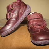 Ботінки черевички повністю шкіряні Primigi Оригінал Англія р.21 стелька 14 см