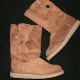37р-24.5 новые сапоги Fanky Shoes