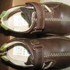 Ботінки шкіряні Clarks Оригінал р.6 G стелька 14.5 см