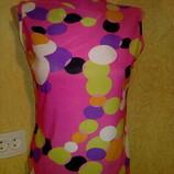 Гольф летний,кофта,блуза,блузка,футболка размер 42, б/у