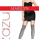 Фантазийные колготки с рисунком Marilyn Zazu 806