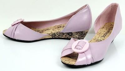 Красивые и нежные туфельки LILAC LAPUCCI 41 и 36