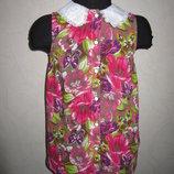 На 5 лет Шикарная блуза TU девочке