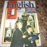 Англійська мова 4класу