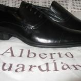 Туфли ALBERTO GUARDIANI натур. кожа р.39-45
