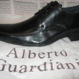 Туфли ALBERTO GUARDIANI натур. кожа р.41,43,44