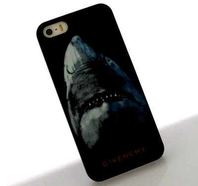 Чехол для Iphone 5 5s Givenchy с акулой