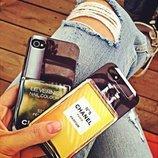Чехлы Chanel лак для Iphone 5 5s SE, чехлы на айфон 5 5s SE