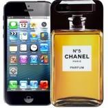 Чехол духи Chanel 5 для iPhone 5/5S.