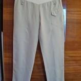 Очень нежные и легкие брюки для беременных. Натуральный лен.