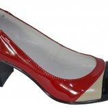 Классная женская кожаная обувь украинского производства без ростовок. Сбор осень -зима