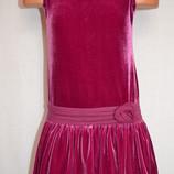 Платье Marks & Spencer 2 - 3 года, 98 см. Уценила