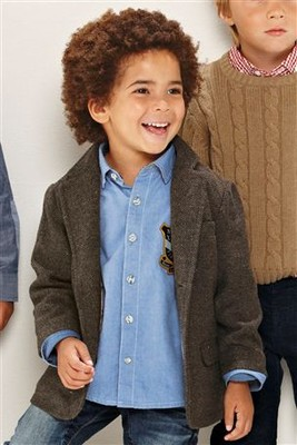 пиджак некст 3-4 и 4-5 лет