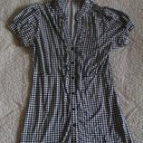 Блузочка E-VIE - актуальный принт
