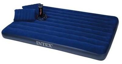 Продам новый двуспальный матрац с подушками и насосом . Низкая цена