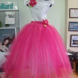 нарядное бальное платье арт .5024 -одном размере и варианте