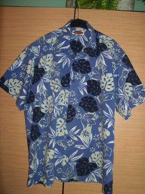 Стильная летняя рубашка Global funk р. ХL