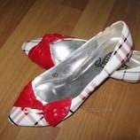 Шикарные Туфли шотландки -Великобритания