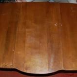Раритетный стол деревянный