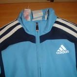 Срочно 75 грн Спортивная кофта мастерка Adidas 3-4 года