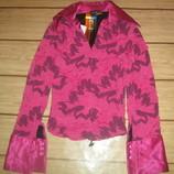 Женская рубашка-блуза марки Club Donna Турция 42-44-й.