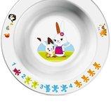 Детская глубокая тарелка Philips Avent
