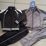Спортивные костюмы из плащевки. рост 98-158