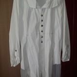 рубашка удлиненная Carla