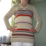 свитер кофта вязанная