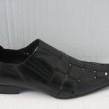 Туфли летние MAX&CRISTI натур.кожа р.39-45