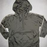 куртка дождевик ветровка демисезонная на 4-5 лет, хаки, мальчику