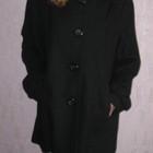 Стильное пальто Atmosphere 50% шерсти размер L или 50