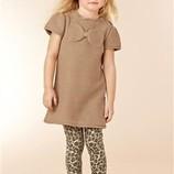 платье вязанное некст 4-5 лет