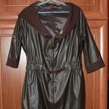 Куртка модная, удлиненная курточка, б/у, размер 48-50 наш