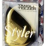 Tangle Teezer Gold , Silver,Фиолет глянцевый в блистере пластиковая упаковка