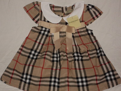 Платье burberry детское