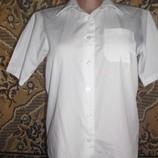 в идеале белая рубашка 13 л., 152-158 MARKS & SPENCER