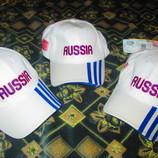 Кепки белые Adidas Россия.арт. P45169