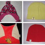 Демисезонные шапки на 1-3 года