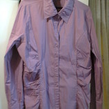 классические рубашки х/б с эластаном, р.42 М-L