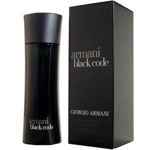 Хит продаж Armani Black Code Giorgio Armani В Наличии
