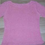 Красивая блуза в отличном состоянии р46-48 Много отличной одежды