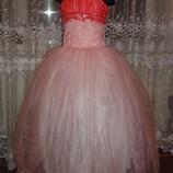 платье нарядное для девочки- Вналичии