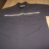 Мужская рубашка с коротким рукавом Размер M-L